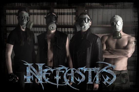 nefastis - band - 2014