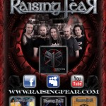 RAISING FEAR: nuova canzone in streaming