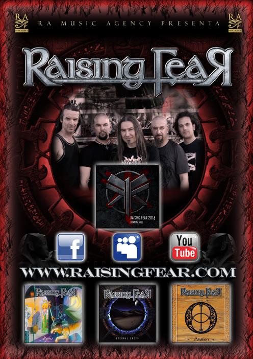 raising fear - promo - 2014