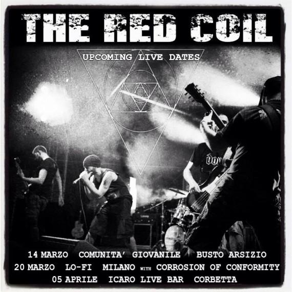 red coil - locandina - 2014