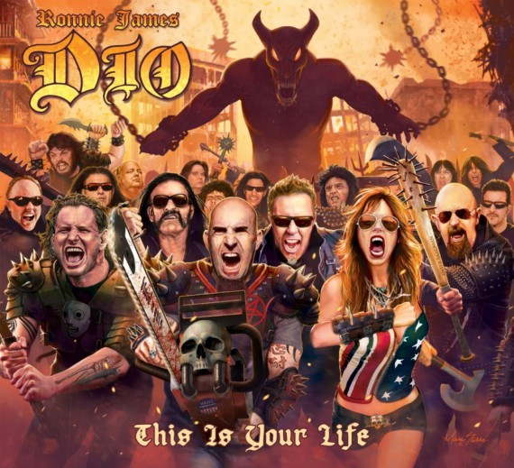 ronnie james dio - this is your life - 2014