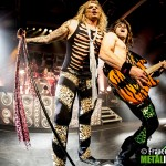 Steel Panther - Michael Starr - Satchel - 2014