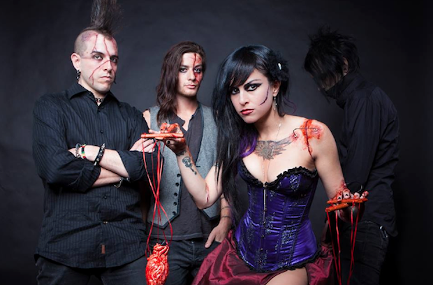 stitched up heart - band - 2014