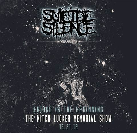 suicide silence - ending is the beginning dvd - 2014