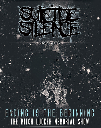 suicide silence - Ending is the Beginning: Mitch Lucker Memorial Show - 2014