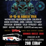 SUMMER BREEZE 2014: ultimi posti disponibili sul bus di Rock Hard Italy