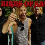 FOO FIGHTERS: il batterista Taylor Hawkins forma i THE BIRDS OF SATAN