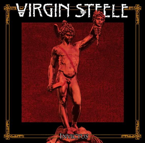 virgin steele - invictus - 2014