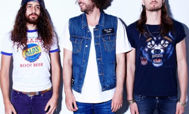 wolfmother - band - 2014