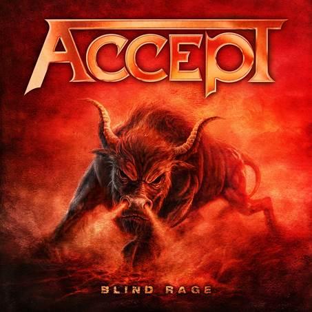Accept - blind rage - 2014