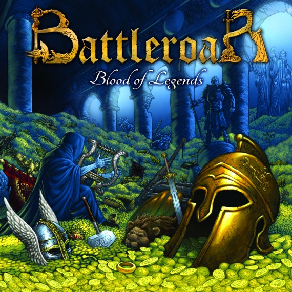 Battleroar-blood of legends - 2014