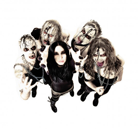 Cadaveria - Band - 2014