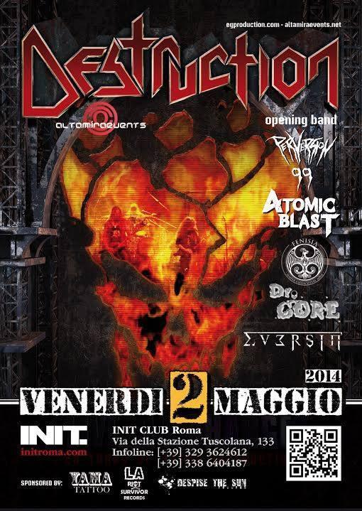 Destruction-data romana-2014