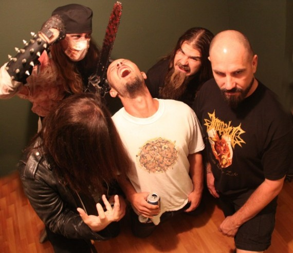 Exhumed - band - 2013