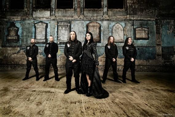 Lacuna Coil - band - 2014