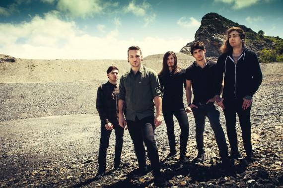 Ready Set Fall - band - 2014