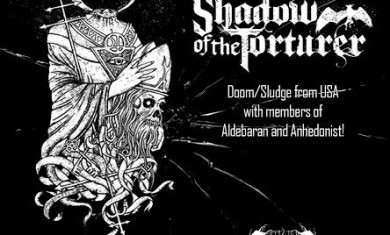 Shadow Of The Torturer, Fuoco Fatuo - flyer - 2014