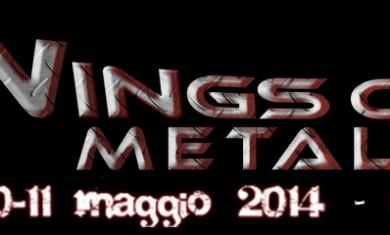 Wings of Bea Metalfest 2014