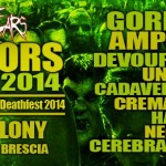 BLEEDING EARS DEATHFEST SURVIVORS: al Circolo Colony (BS) questo sabato!