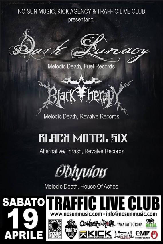 dark lunacy roma 2014