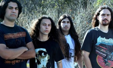 exmortus - band - 2014