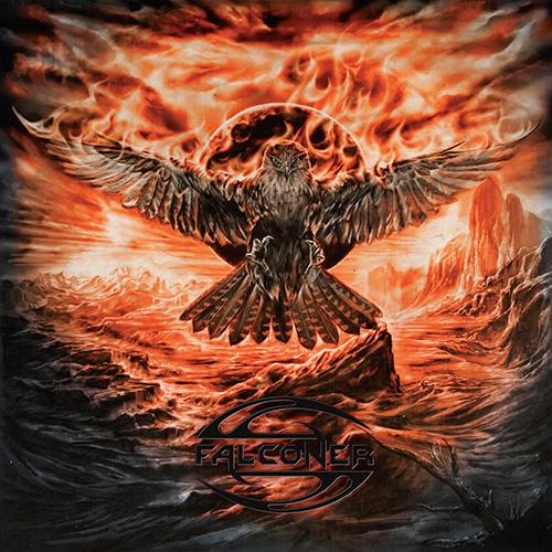 falconer - Black Moon Rising - 2014