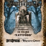 finntroll - tour - 2014