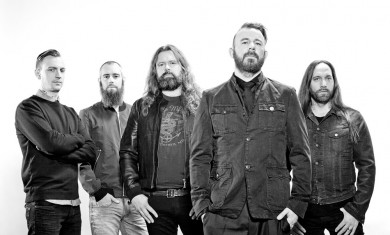in flames - band - 2014