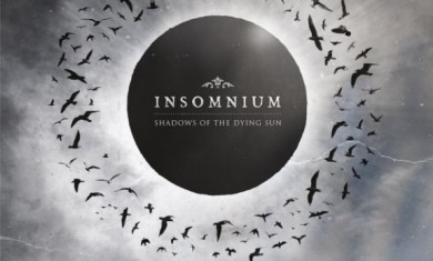 insomnium - shadows of the dying sun - 2014