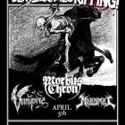 Morbus Chron + Miasmal + Vampire
