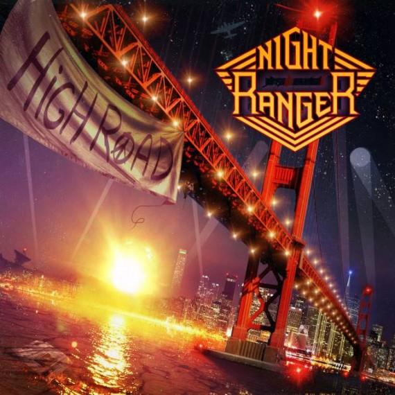 night ranger - high road - 2014