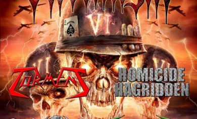 possessed by thrash - locandina - 2014