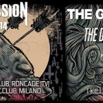 PROGRESSION TOUR 2014: in Italia con THE GHOST INSIDE e altri