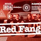 RED FANG: biglietti omaggio