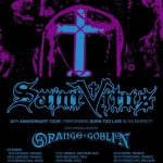 saint vitus - orange goblin - tour 2014