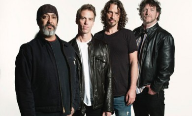 soundgarden - band - 2014