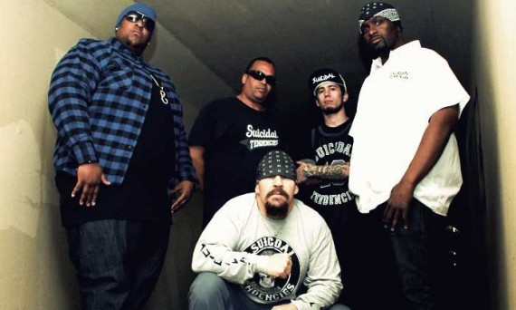 suicidal tendencies - band - 2014