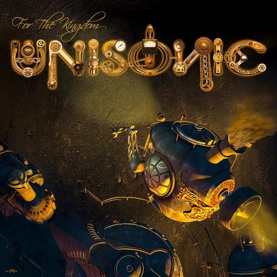 unisonic - for the kingdom - 2014