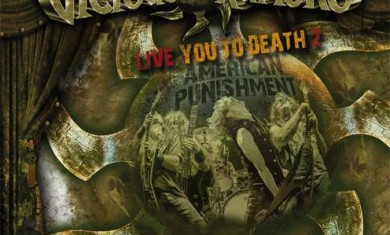 vicious rumors - live you to death 2 - 2014
