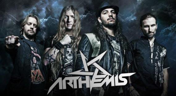 ARTHEMIS - band - 2014
