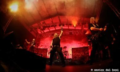 Amon Amarth - Bologna - 2014