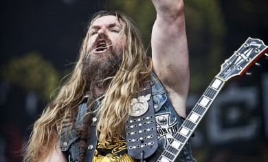 Black Label Society - Zakk Wylde - 2013