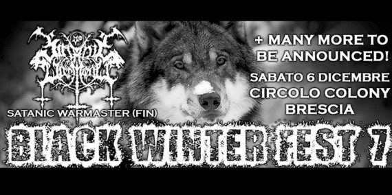 Black Winter fest VII - locandina fb - 2014