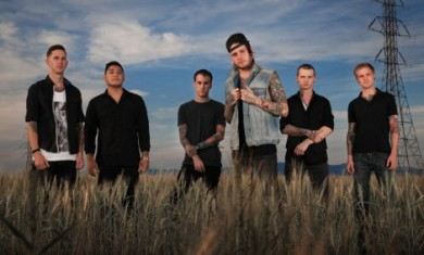 Chelsea Grin - band - 2014