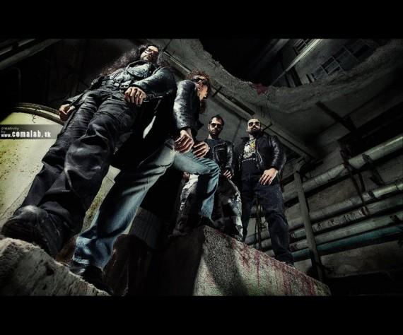 DRAKKAR - band - 2011