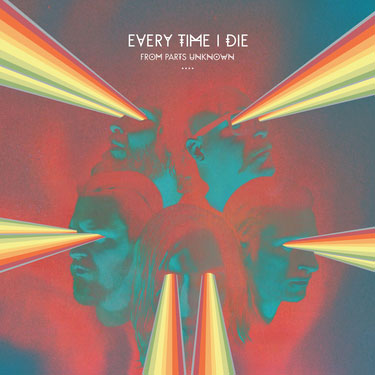 Every Time I Die - from parts unknown - 2014