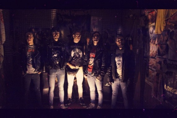 Final Fright - photo band - 2014