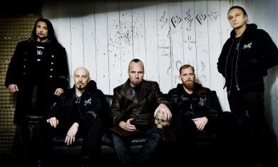 Mayhem - band - 2014