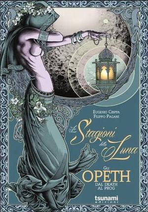 Opeth - libro Tsunami - 2014