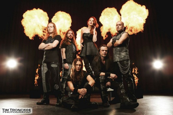 epica - band - 2014